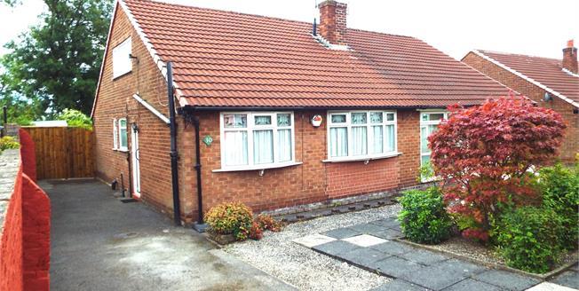 Offers Over £160,000, 3 Bedroom Semi Detached Bungalow For Sale in Swinton, M27