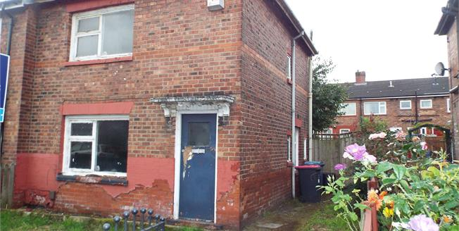 Asking Price £55,000, 3 Bedroom End of Terrace House For Sale in Salford, M6