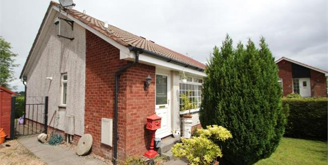 Offers Over £107,000, 1 Bedroom Semi Detached Bungalow For Sale in Thornliebank, G46