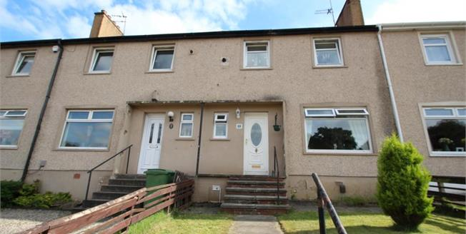 Offers Over £122,000, 2 Bedroom Terraced House For Sale in Glasgow, G44