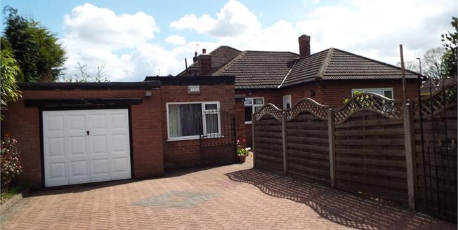 Guide Price £440,000, 3 Bedroom Detached Bungalow For Sale in Cheshire, SK9