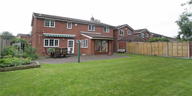 Offers in the region of £400,000, 3 Bedroom Detached House For Sale in Wilmslow, SK9
