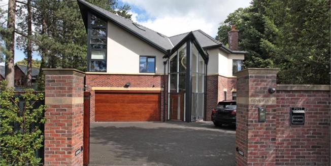 £1,995,000, 5 Bedroom Detached House For Sale in Wilmslow, SK9