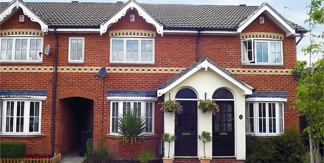Offers in the region of £235,000, 2 Bedroom Terraced House For Sale in Wilmslow, SK9