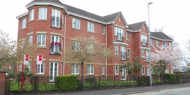 Asking Price £175,000, 2 Bedroom Ground Floor Flat For Sale in Handforth, SK9