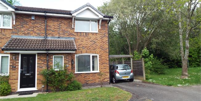 Offers in the region of £230,000, 2 Bedroom Semi Detached House For Sale in Wilmslow, SK9