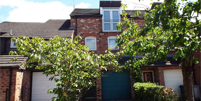 Offers Over £349,950, 3 Bedroom House For Sale in Wilmslow, SK9