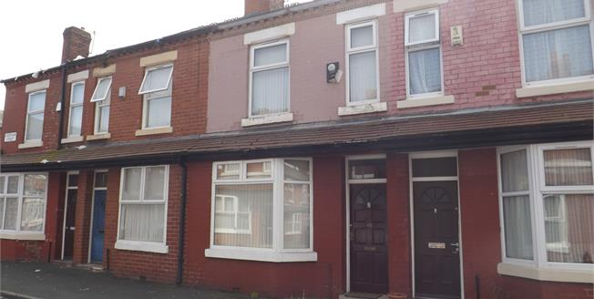 Asking Price £150,000, 3 Bedroom Terraced House For Sale in Manchester, M14