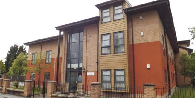 Asking Price £125,000, 2 Bedroom Flat For Sale in Manchester, M14