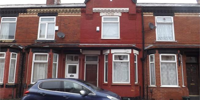 Asking Price £143,950, 2 Bedroom Terraced House For Sale in Manchester, M14