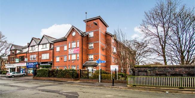 Offers Over £200,000, 4 Bedroom Ground Floor Flat For Sale in Manchester, M14