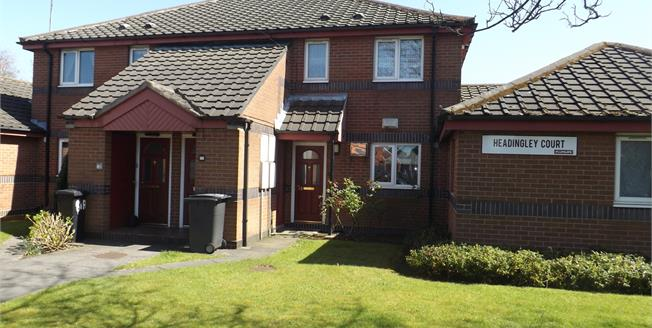 Offers in the region of £60,000, 1 Bedroom Flat For Sale in Manchester, M14