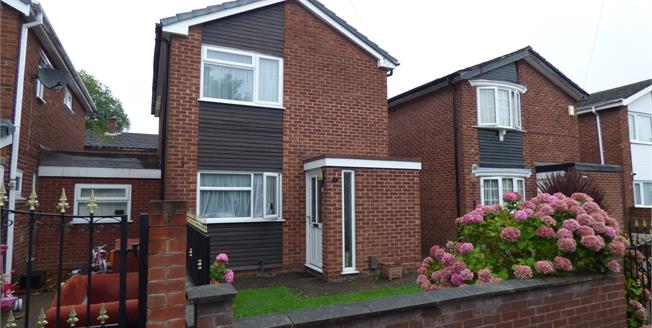 Offers Over £170,000, 3 Bedroom Link Detached House For Sale in Manchester, M19