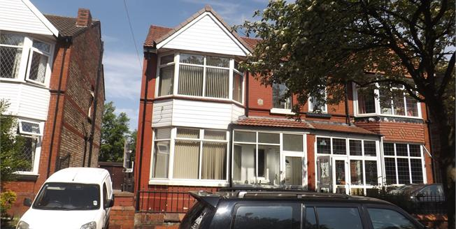 Offers in the region of £270,000, 4 Bedroom Semi Detached House For Sale in Manchester, M12