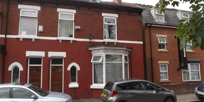 Offers Over £240,000, 5 Bedroom End of Terrace House For Sale in Manchester, M14