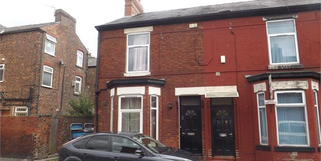 Asking Price £160,000, 2 Bedroom Terraced House For Sale in Manchester, M14