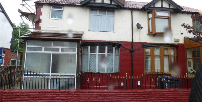 Offers in the region of £220,000, 3 Bedroom Semi Detached House For Sale in Manchester, M19