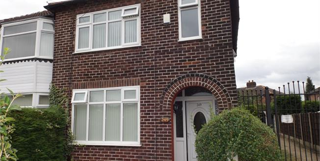 Offers Over £200,000, 3 Bedroom End of Terrace House For Sale in Manchester, M19