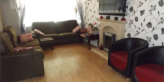 Offers Over £150,000, 3 Bedroom Semi Detached House For Sale in Manchester, M19
