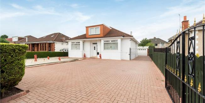 Offers Over £299,000, 4 Bedroom Detached House For Sale in Glasgow, G32