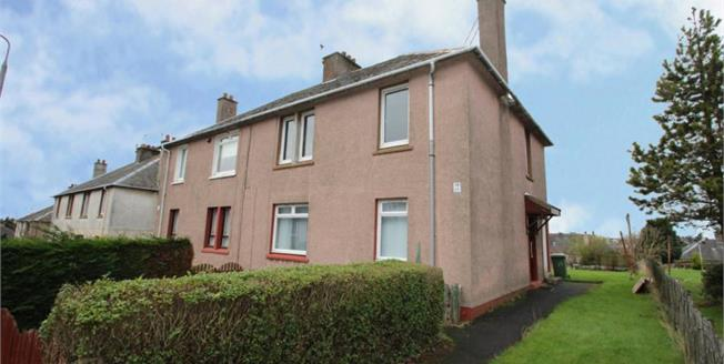 Offers Over £55,000, 1 Bedroom Flat For Sale in Baillieston, G69