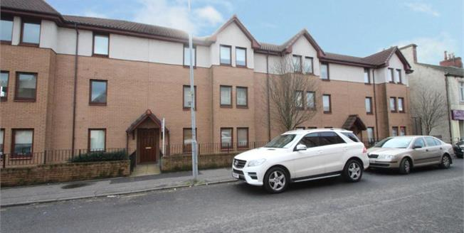 Offers Over £74,995, 2 Bedroom Flat For Sale in Baillieston, G69