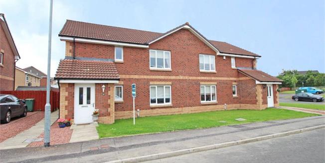 Offers Over £110,000, 2 Bedroom Ground Floor Flat For Sale in Baillieston, G69