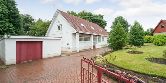 Offers Over £375,000, 6 Bedroom Detached House For Sale in Glasgow, G32