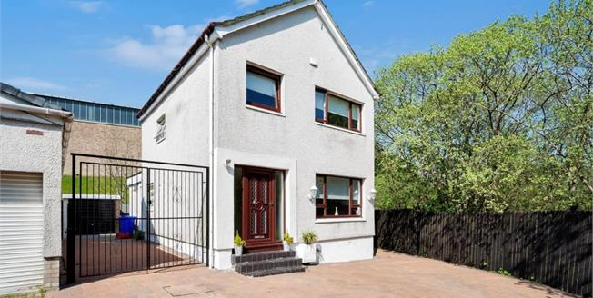 Offers Over £185,000, 3 Bedroom Detached House For Sale in Glasgow, G32