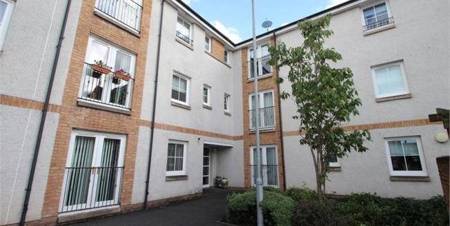 Offers Over £95,000, 2 Bedroom Ground Floor Flat For Sale in Glasgow, G69