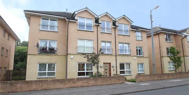 Fixed Price £115,000, 2 Bedroom Upper Floor Flat For Sale in Glasgow, G32