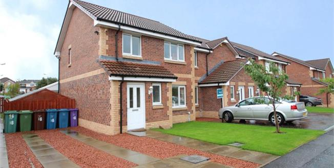 Offers Over £155,000, 3 Bedroom End of Terrace House For Sale in Baillieston, G69