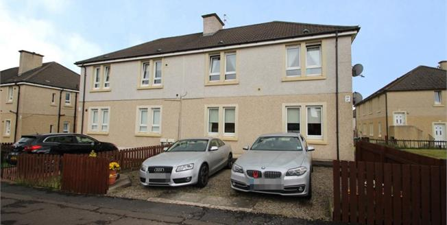 Offers Over £58,500, 1 Bedroom Flat For Sale in Baillieston, G69