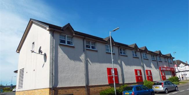 Fixed Price £56,500, 2 Bedroom Upper Floor Flat For Sale in Glenmavis, ML6