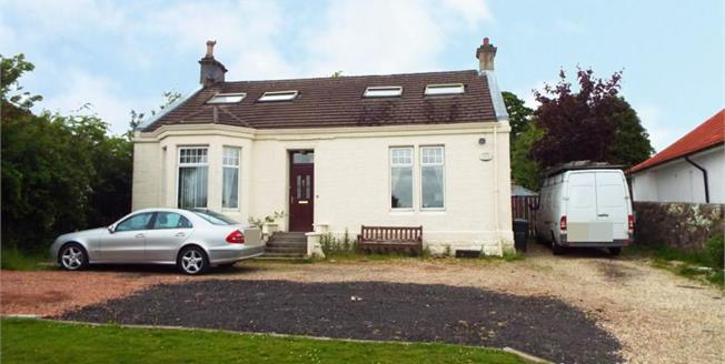 Offers Over £160,000, 4 Bedroom Detached House For Sale in Plains, ML6