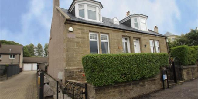 Offers Over £145,000, 3 Bedroom Semi Detached House For Sale in North Lanarkshire, ML6