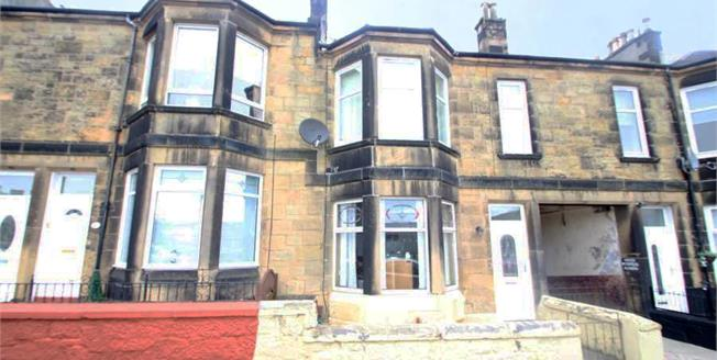 Offers Over £65,950, 1 Bedroom Ground Floor Flat For Sale in Coatbridge, ML5