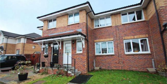 Offers Over £122,000, 3 Bedroom Terraced House For Sale in Coatbridge, ML5