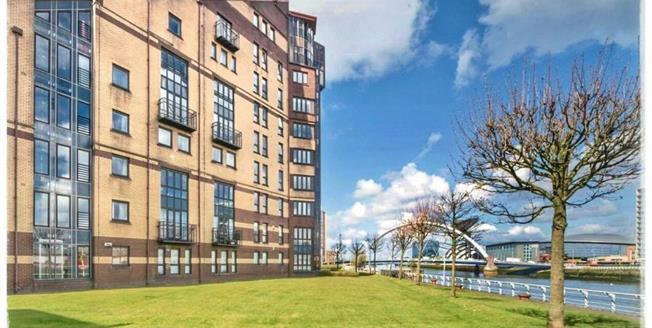 Offers Over £189,500, 3 Bedroom Upper Floor Flat For Sale in Glasgow, G51