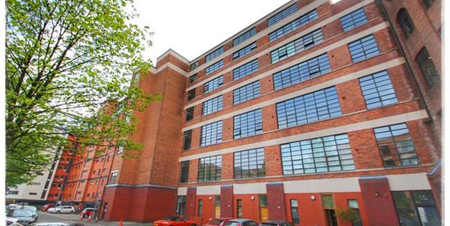 Fixed Price £139,995, 1 Bedroom Upper Floor Flat For Sale in Glasgow, G40