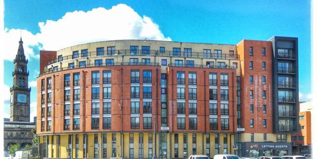 Offers Over £100,000, 1 Bedroom Upper Floor Flat For Sale in Glasgow, G1