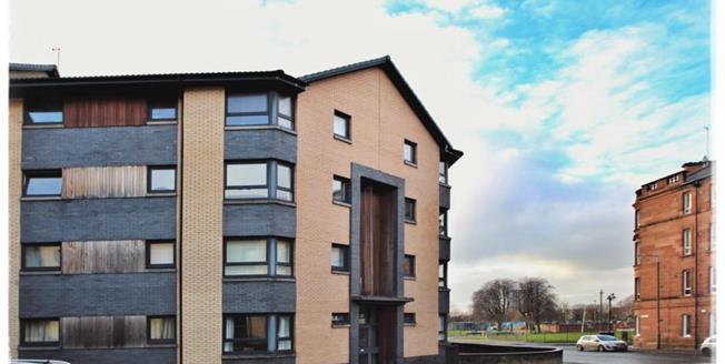 Offers Over £86,000, 2 Bedroom Upper Floor Flat For Sale in Glasgow, G40