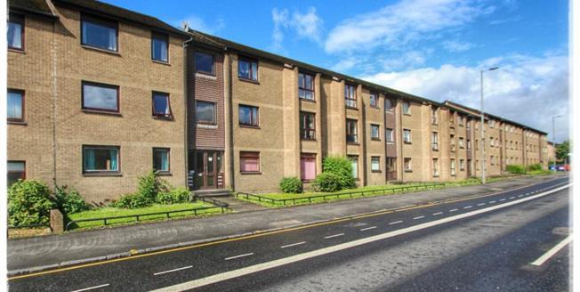 Fixed Price £87,500, 2 Bedroom Upper Floor Flat For Sale in Glasgow, G40