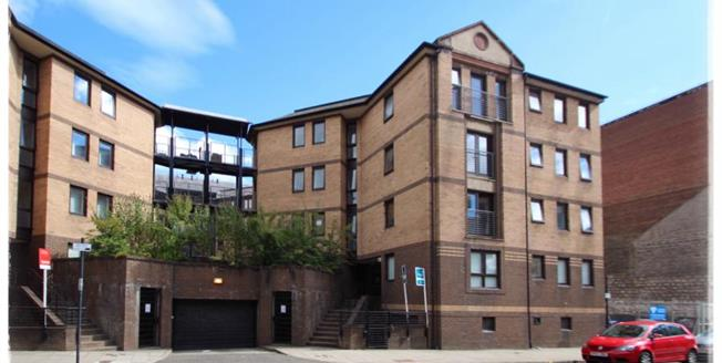 Fixed Price £95,000, 1 Bedroom Ground Floor Flat For Sale in Glasgow, G2
