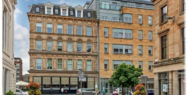 Offers Over £169,995, 1 Bedroom Upper Floor Flat For Sale in Glasgow, G1