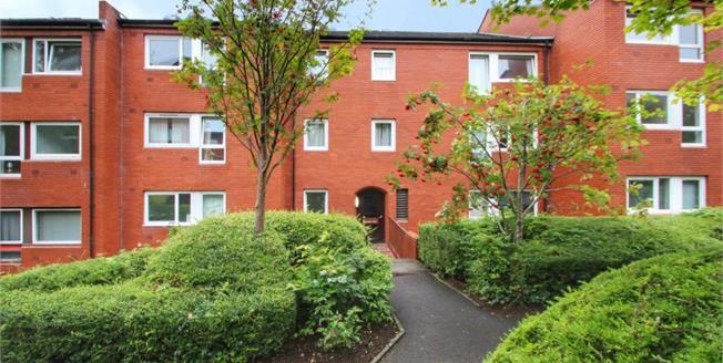 Offers Over £95,000, 1 Bedroom Upper Floor Flat For Sale in Glasgow, G3