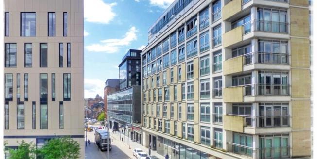 Offers Over £190,000, 2 Bedroom Upper Floor Flat For Sale in Glasgow, G1
