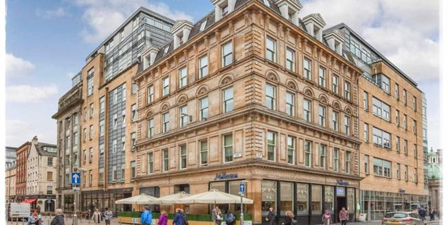 Offers Over £160,000, 1 Bedroom Upper Floor Flat For Sale in Glasgow, G1