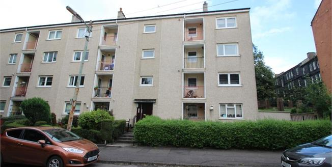 Offers Over £79,950, 2 Bedroom Upper Floor Flat For Sale in Glasgow, G31