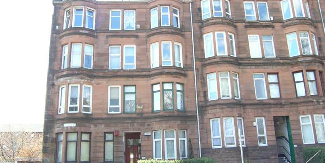 Offers Over £49,950, 1 Bedroom Upper Floor Flat For Sale in Glasgow, G32